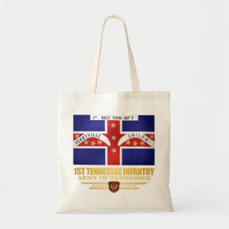 1st Tennessee Infantry Tote Bag