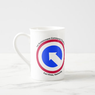 1st TSC Bone China Mug