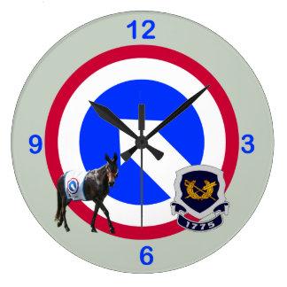 1st TSC JAG Clock