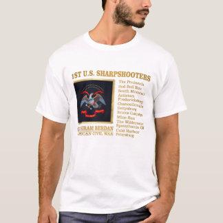 1st US Sharpshooter (BH) T-Shirt