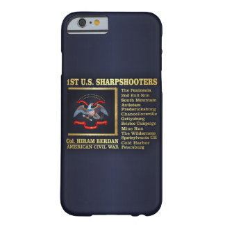 1st US Sharpshooters (BH) Barely There iPhone 6 Case