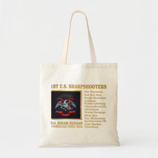 1st US Sharpshooters (BH) Tote Bag