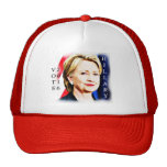 1st Woman President Hillary Clinton 2016_ Trucker Hat