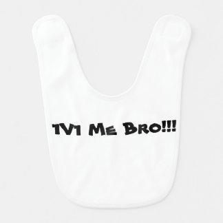 1v1 Me Baby Bib