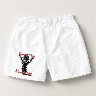 1Wheelfelons Boxer Briefs Stunt Riding Underwear