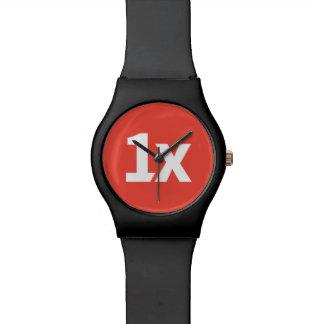 """1x """"DEAD LINE"""", black watch"""