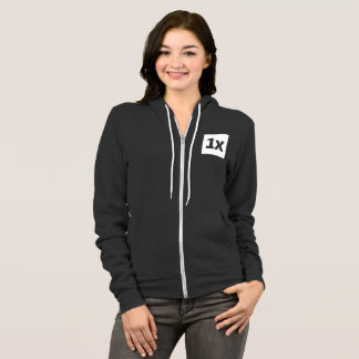 1x Women's zip more sweater