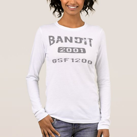 2001 Bandit GSF1200 Clothing Long Sleeve T-Shirt