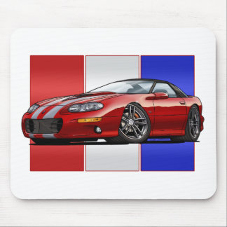 2002 Chevy Camaro SS Mouse Pad