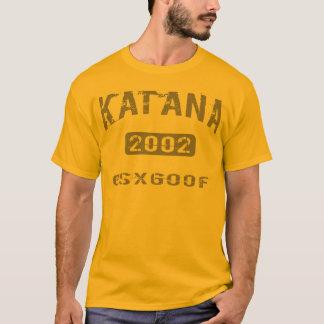 2002 Katana GSX600F Apparel T-Shirt
