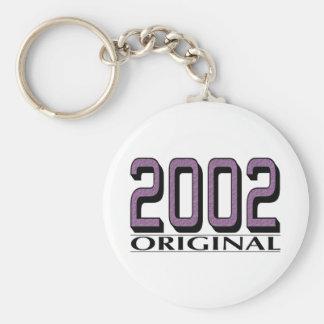 2002 Original Keychains