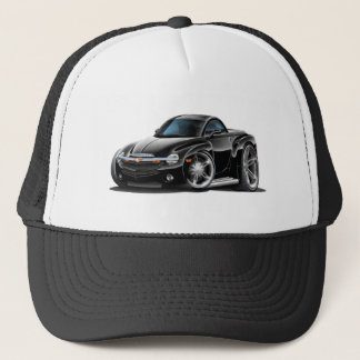2003-06 SSR Black Truck Trucker Hat