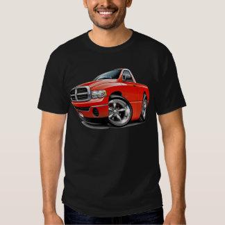 2003-08 Dodge Ram Red Truck T-shirts