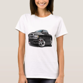 2003-08 Ram Quad Black Truck T-Shirt
