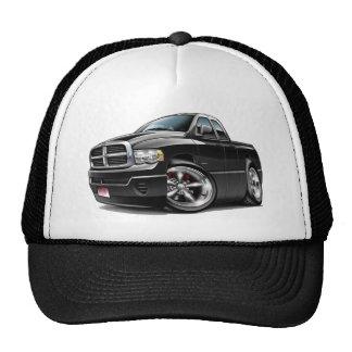 2003-08 Ram Quad Black Truck Trucker Hat