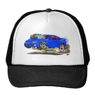 2004-06 GTO Blue Car Trucker Hat
