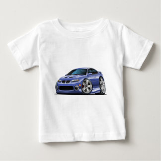 2004-06 Pontiac GTO Blue/Grey Car Baby T-Shirt