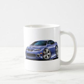 2004-06 Pontiac GTO Blue/Grey Car Coffee Mug