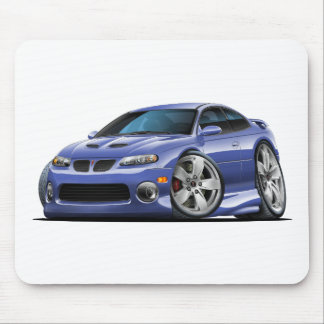 2004-06 Pontiac GTO Blue/Grey Car Mouse Pad