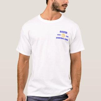 2004-2005 Baxter Basketball League Champions T-Shirt