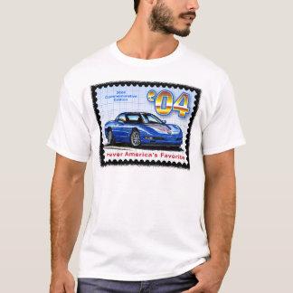 2004 Commemorative Edition Corvette T-Shirt