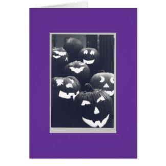 2004 pumpkins card