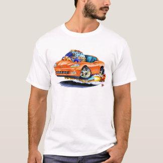 2005-10 Corvette Orange Car T-Shirt
