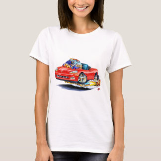 2005-10 Corvette Red Convertible T-Shirt