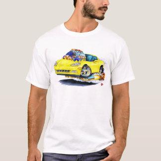 2005-10 Corvette Yellow Car T-Shirt