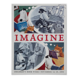 2005 Children's Book Week Poster
