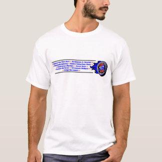 2005 NYS Bantam Tier II Tournament - Style D T-Shirt
