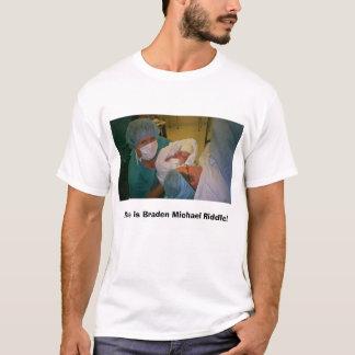 2006-06-12 disk 3_0006, Here is Braden Michael ... T-Shirt