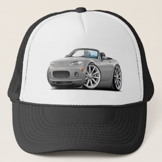 2006-08 Miata Silver Car Trucker Hat
