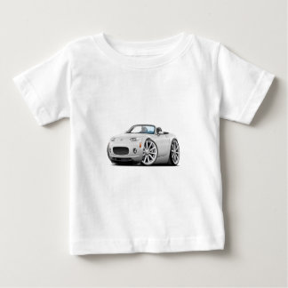 2006-08 Miata White Car Baby T-Shirt