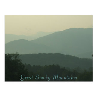 2006_0911mountains0004, Great Smoky Mountains Postcard