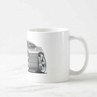2006-10 Charger SRT8 Grey Car Coffee Mug