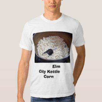 2006-11 (Nov)-6,            Elm City Kettle Corn Tshirts