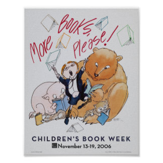 2006 Children's Book Week Poster