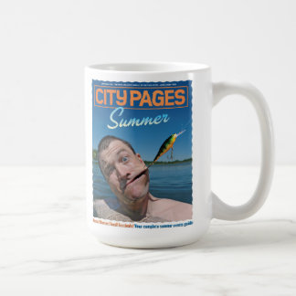 """2006 City Pages """"Summer"""" issue Coffee Mug"""