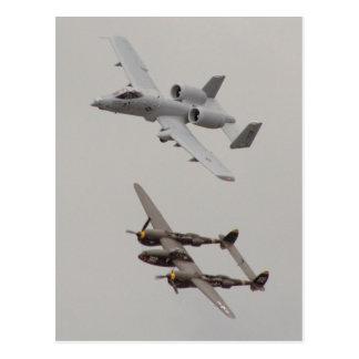 2006 Heritage Flight (View #1) Postcard