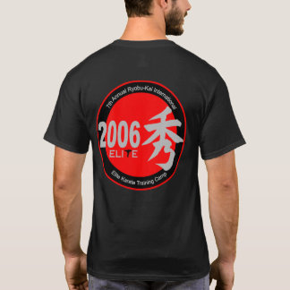 2006 JKR Elite Karate Training Camp Shirt - Dark