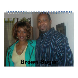 2007 Brown Sugar Calendar
