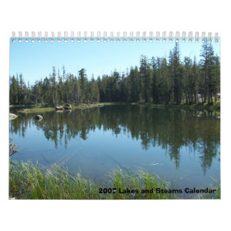 2007 Lakes and Steams Calendar