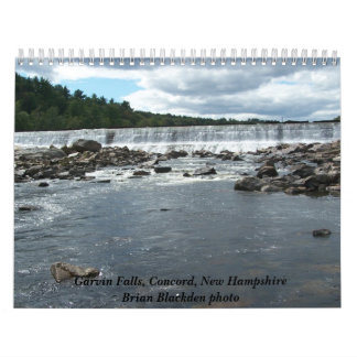 2007 monthly picture calendar