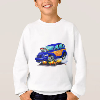 2008-10 PT Cruiser Blue Woodie Sweatshirt