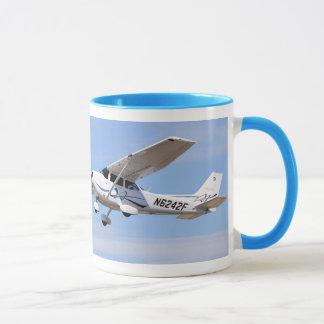 2008 Cessna 172 Skyhawk SP Photo Coffee Mug #2