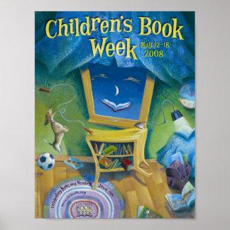 2008 Children's Book Week Poster