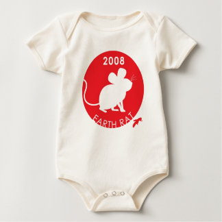 2008 EARTH RAT BABY BODYSUIT