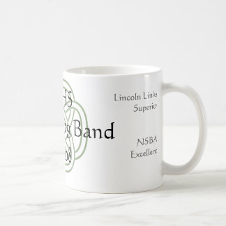 2008 Marching Band Commemorative Mug