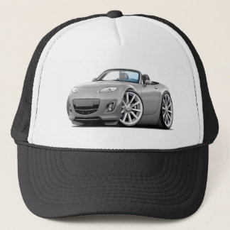 2009-13 Miata Silver Car Trucker Hat